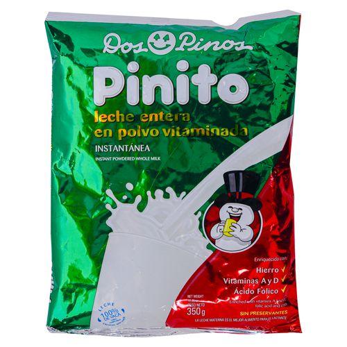 Leche En Polvo Pinito De 350Gr