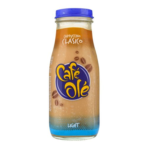 Cafe Ole Frio Capuchino Clas Light - 281Ml