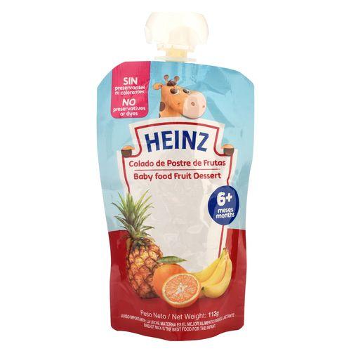Colado Heinz Frutas Mixtas Flexible - 113G