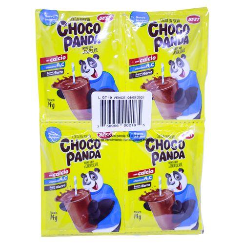 Cocoa Best Chocopanda - 168Gr