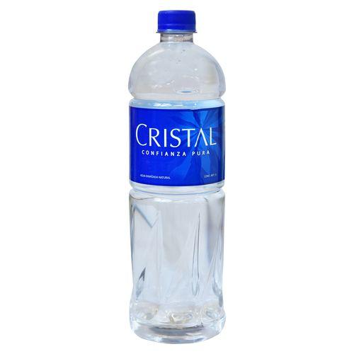 Agua Pura Cristalina - 1Lt