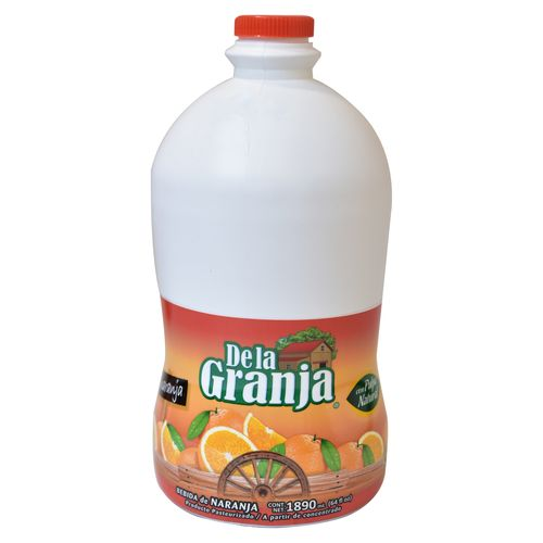 Jugo De La Granja Naranja 1890Ml 2Pack