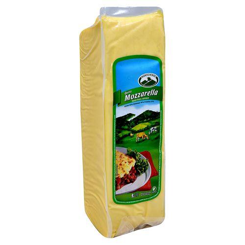 Queso Mozzarella Semimadur Monteverde Lb