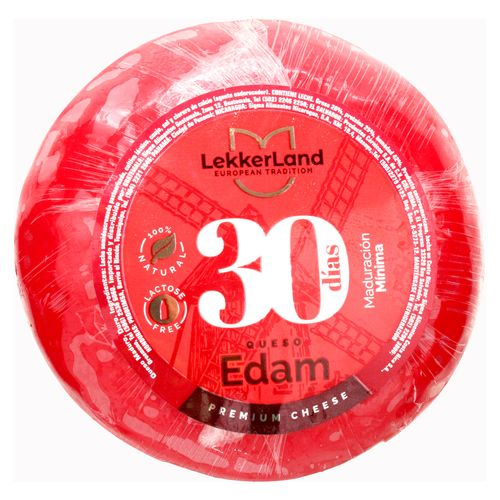 Queso Edam Baby Lakkerland - 420Gr