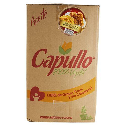 Aceite Capullo Bidon - 18600Ml