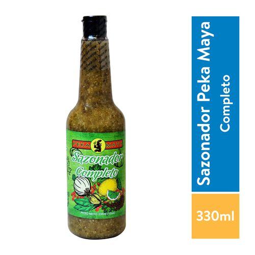 Salsa Sazonador Completo Pekamaya 330Ml