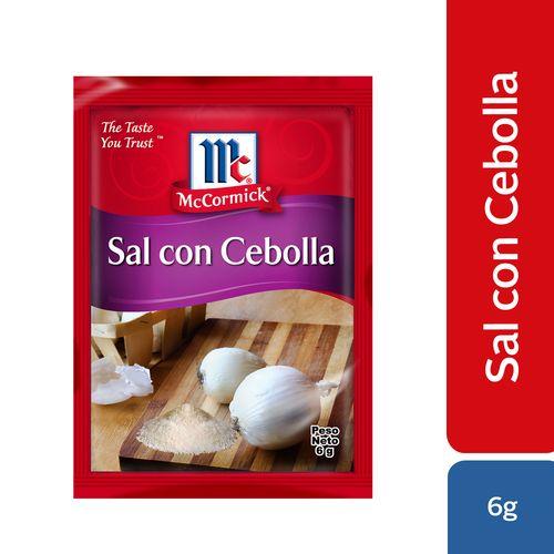 Sal Con Cebolla Mccormick - 53Gr