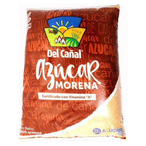 Azucar Morena Del Canal 2500Gr