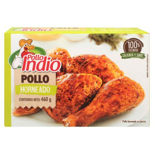 Pollo Pollo Indio Horneado Caja - 460Gr