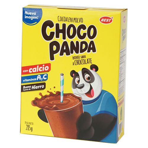 Cocoa Best Chocopanda Caja - 300gr