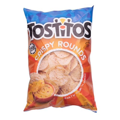 Snack Frito Lay Tostitos Crispy Rounds - 283.5gr