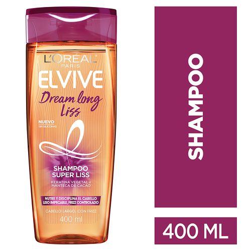 Elvive Dream Long Liss Shampoo 400 Ml