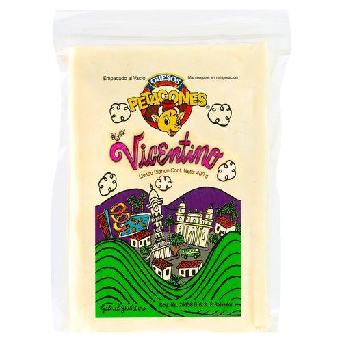 Queso Petacones Vicentino - 400Gr