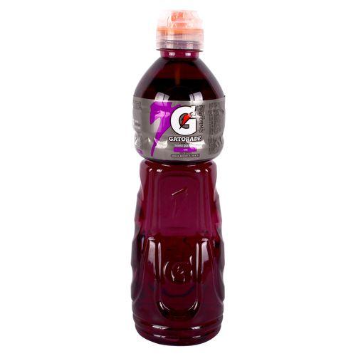 Bebida Gatorade Hidratante Sport Cap Uva - 600ml