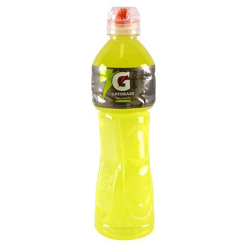 Bebida Gatorade Hidratante Sport Cap Lima - 600ml