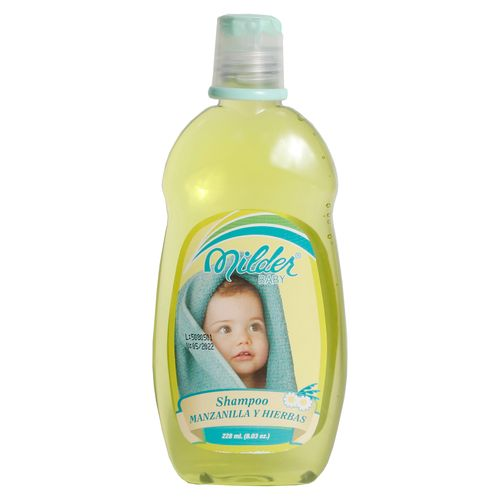 Shampoo Mild Manzanilla Hierbas - 228Ml
